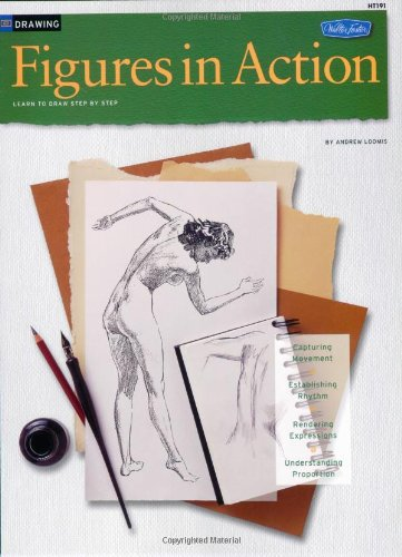 Drawing: Figures in Action (How to Draw & Paint/Art Instruction Program) (Andrew Loomis Figure Drawing compare prices)