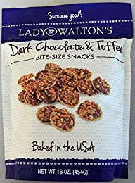 Lady Walton's Dark Chocolate & Toffee…