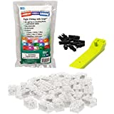 Light Up Building Bricks With On/Off And Dim Ability Multicolor Lights Of 40 Pieces Tight Fit With All Major Brands