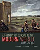img - for A History of Europe in the Modern World, Volume 1 book / textbook / text book