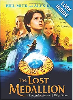 What My Kids Read Reviews The Lost Medallion by Bill Muir and Alex Kendrick
