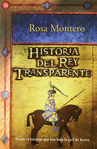 Historia del rey transparente (Narrativa (Punto de Lectura)) (Spanish Edition)