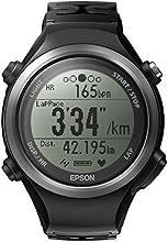 Epson Runsense SF-810B GPS Sports Monitor with Stride Sensor and Heart Rate Monitor - Black