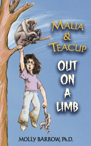 Malia & Teacup: Out on a Limb