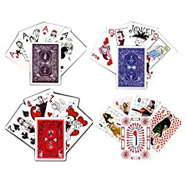 Devil's Panties Playing Card Collection