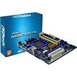 Asrock N68C-GS FX - Placa base, AM3+,GF7025, 2DDR2+2DDR3, 8GB