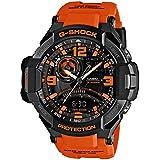 Casio Herren-Armbanduhr XL G-Shock Superior Series Chronograph Quarz Resin GA-1000-4AER