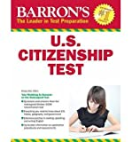 img - for { { [ BARRON'S U.S. CITIZENSHIP TEST ] By Alesi, Gladys E. ( Author ) Nov - 2013 [ Paperback ] book / textbook / text book