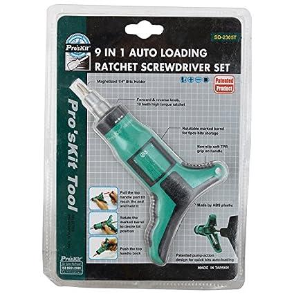 SD-2305T-Auto-Loading-Ratchet-Screwdriver-Set