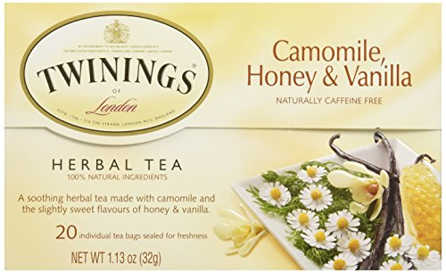 Twinings Honey & Vanilla Chamomile, 20 Ct