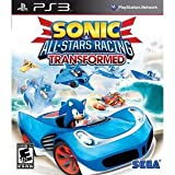 SONIC & ALL-STAR RACING TRANSFORMED BONUS ED