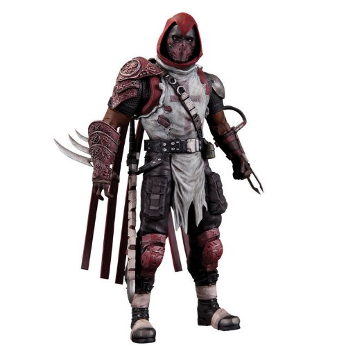 DC Collectibles Batman: Arkham City: Series 3 Azrael Action Figure