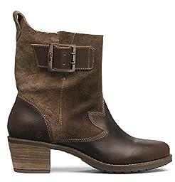 Olukai Ka\'iulani Boot - Women\'s Seal Brown/Mustang 10