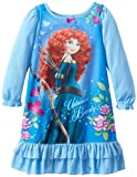 Disney Pixar Little Girls'  Brave Timeless Elegance Gown