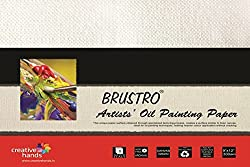 Brustro Artists' Oil Painting Papers 300 GSM 9