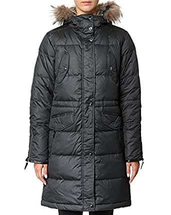 Amazon.com: Ilse Jacobsen Women's Winter Coat Medium Black