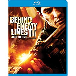 Behind Enemy Lines II: Axis of Evil [Blu-ray]