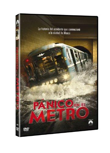 Pánico En El Metro [DVD]