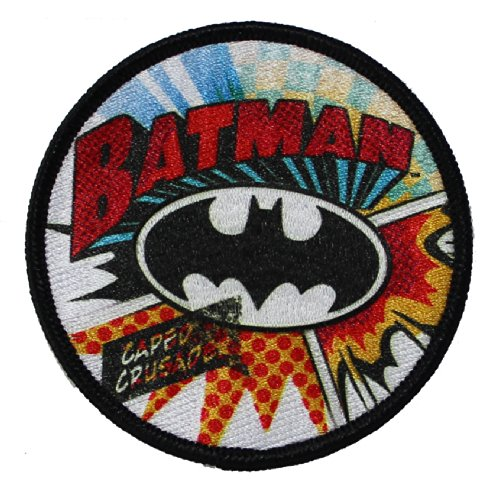 Batman DC Comics Burst Patch