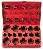 Neiko Tools 407-Piece Rubber O-Ring Assortment Kit - 32 SAE Sizes