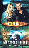 Steve Cole Doctor Who - The Monsters Inside (New Series Adventure 2)