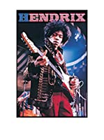 Artopweb Panel Decorativo Hendrix multicolor