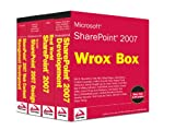 img - for Microsoft SharePoint 2007 Wrox Box: Professional SharePoint 2007 Development, Real World SharePoint 2007, Professional SharePoint 2007 Design & ... 2007 Web Content Management Development book / textbook / text book
