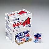 Howard Leight Max Foam Ear Plugs Corded - Model MAX-30 - Box of 100