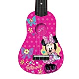 Disney Minnie Mouse Ukulele, MO378 by First Act