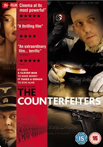 The Counterfeiters [2007] [DVD]