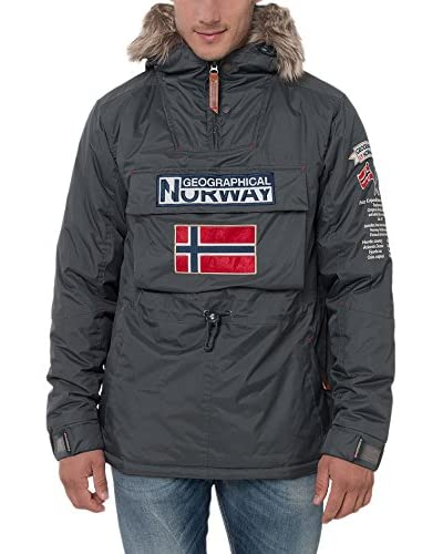 Geographical Norway Giacca Creek [Antracite]