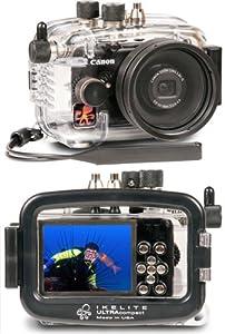 Buy Ikelite Underwater Camera Housing for Canon Powershot S90 Digital Camera by Ikelite