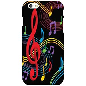 Apple iPhone 6 Back Cover - Music Designer Cases
