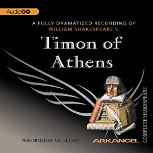 Timon of Athens Performance