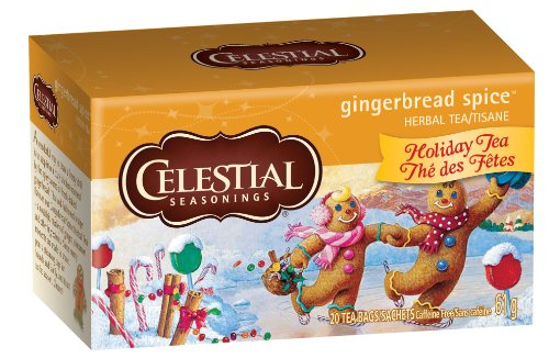 Celestial Seasonings Gingerbread Spice