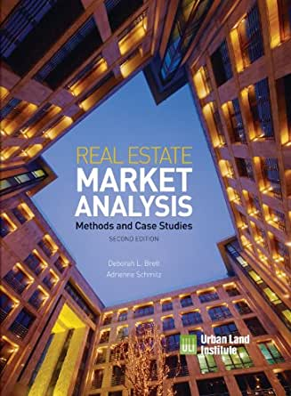 real estate market analysis methods and case studies second edition pdf