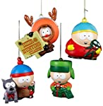"South Park: 3"" Boys Ornament Set"