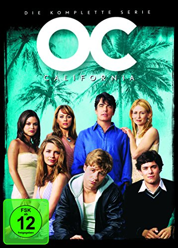 O.C. California - Die komplette Serie (Staffel 1-4) (exklusiv bei Amazon.de) [Limited Edition] [26 DVDs] hier kaufen