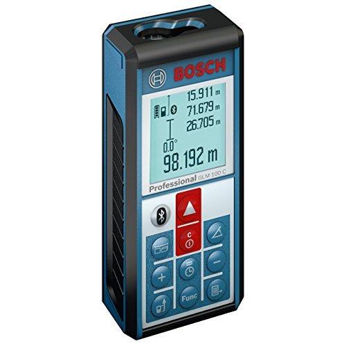 Bosch GLM 100 C Professional Laser Rangefinder by Bosch Professional (Glm 100 Bosch compare prices)