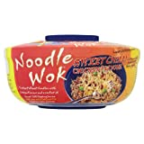 Blue Dragon Noodle Wok in 3 Delicious Flavoue 67g Pack Of 6 (Sweet Chilli Chicken Flavour)