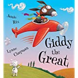 Giddy The Great (Orchard Red Apple)by Jamie Rix