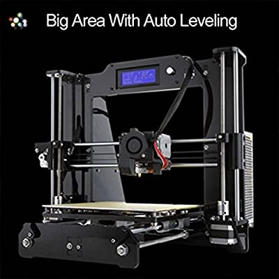 High Quality Precision Reprap Prusa i3 DIY 3d Printer kit with 2kg Filament 8GB SD card and LCD