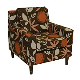 Product Image Clybourn Loft Upholstered Chair-Brown