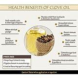 Ambrosial Clove Essential Oil 100% Natural Organic Uncut Undiluted (1000ML)