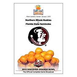 2013 Discover Orange Bowl [DVD]