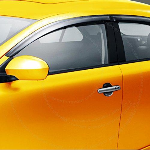 LT Sport SN#100000000257-201 For TOYOTA COROLLA Side Smoke Vent Window Acrylic Deflector 4pcs Visor (2007 Toyota Corolla Vent Visors compare prices)
