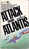 Attack from Atlantis (0345274482) by Lester Del Rey