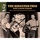 9 Classic Albums [Audio CD] Kingston Trio