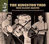 9 Classic Albums [Audio CD] Kingston Trio Kingston Trio