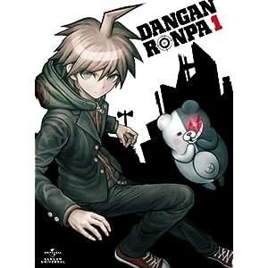 ダンガンロンパ The Animation 第1巻 (初回生産限定版) [Blu-ray] (Amazon)